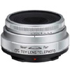 ペンタックス Q用 18mm F8 [05 TOY LENS TELEPHOTO]